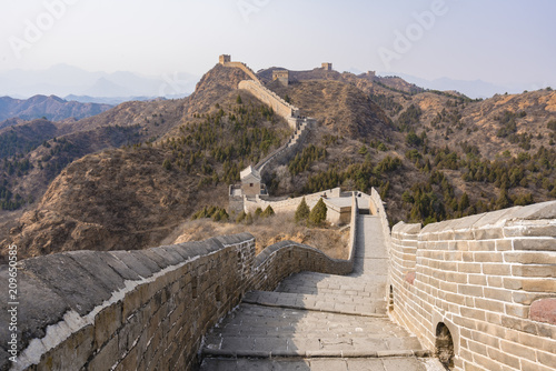 Papiers peints Muraille de Chine Jinshanling Great Wall