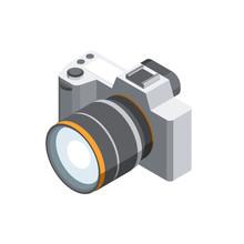 Digital Photo Camera 3D Isomet...