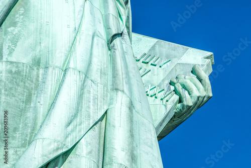 Fotobehang Historisch mon. Unabhängigkeitserklärung der Vereinigten Staaten von Amerika