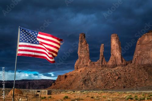 фотография  American wild nature
