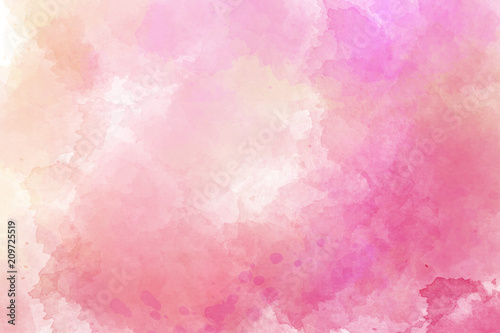 pink-watercolor-abstract-background