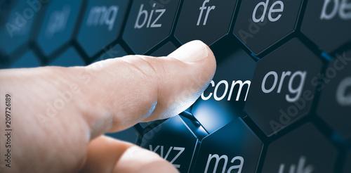 Registrar, Domain Name Registration.