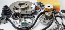 Auto Parts. Spare Parts For The Rapair Of Cars.