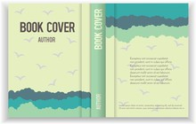 Creative Book Cover Design Wit...