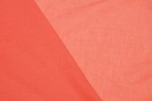 Cotton Fabric Batiste Salmon C...