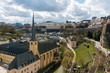 Photos of Luxembourg city