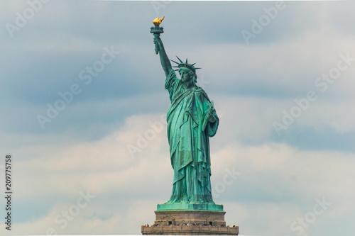 Fotografie, Obraz  statua della libertà statue of liberty