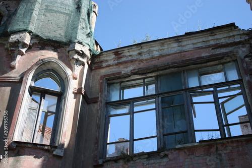 Foto op Aluminium Oude gebouw historic building