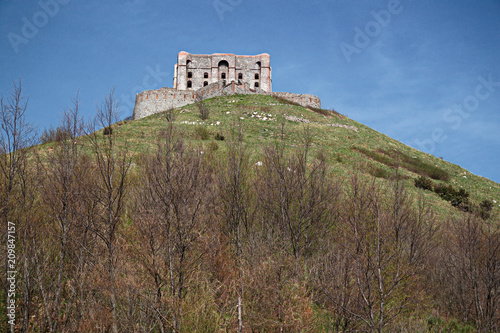 Fotografie, Obraz  Fortress on the hill