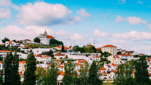 Valokuva Landscape of Constancia. Santarem, Ribatejo, Portugal