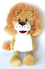 Child's Soft Toy Lion Plush Puppet
