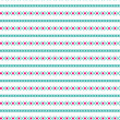 Seamless tribal ethnic pattern Aztec horizontal background Mexican ornamental texture in bright pink orange colors vector