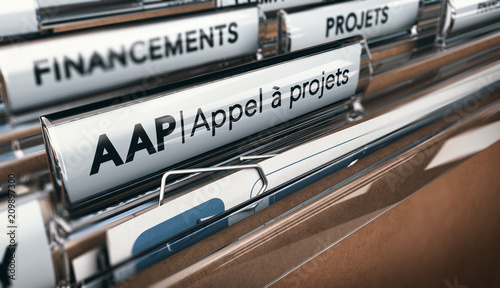 Cuadros en Lienzo  AAP, Appel à Projets