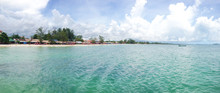 Beach Waterfront Of Koh Rong I...