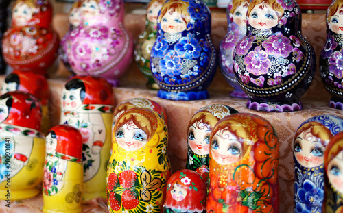 Fotografering  Russian traditions, Russian toy, nesting doll