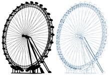 Carousel Vector Illustration I...