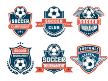 Different Logos For Football C...