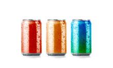 Blank Colors Aluminium Soda Ca...