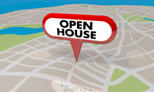Open House Pin Map Home For Sa...