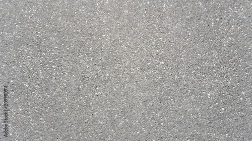 Canvastavla  Gray asphalt background