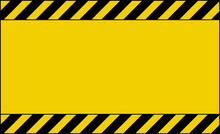 Caution Tape Background Wallpa...