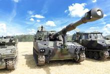 Heavy Military Equipment Exhib...