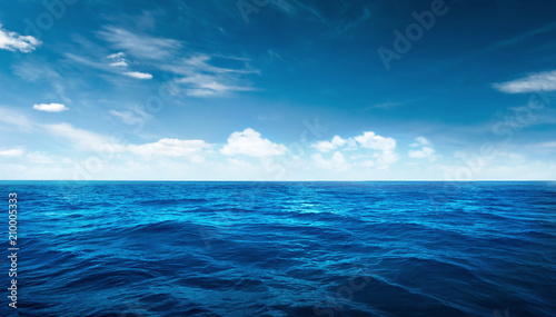 Obraz BLUE OCEAN - fototapety do salonu