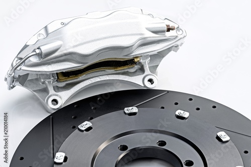 Fotografering  Performance braking system, 