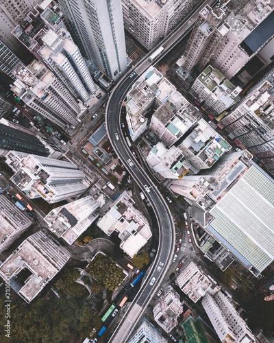 budynki-w-hongkongu