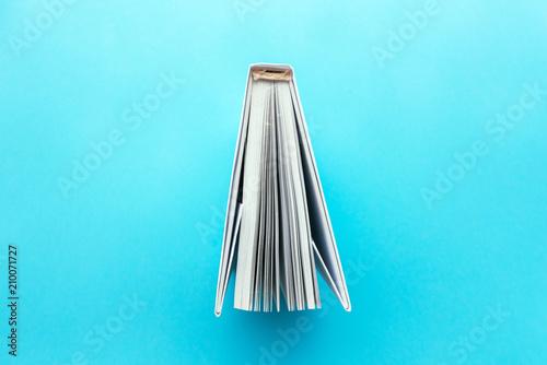 Fotografie, Obraz  Book from above