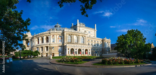 Papiers peints Opera, Theatre Odessa Opera and Ballet House