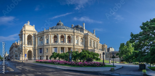 Spoed Foto op Canvas Theater Odessa Opera and Ballet House