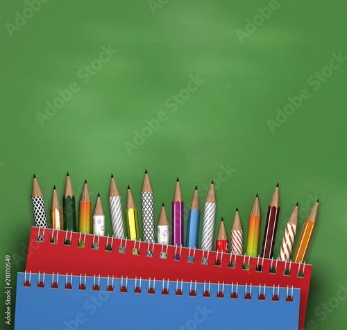 Fototapeta pencil