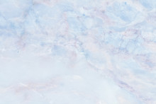 Blue Pastel Marble Texture In ...