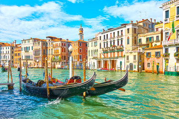 FototapetaThe Grand Canal in Venice