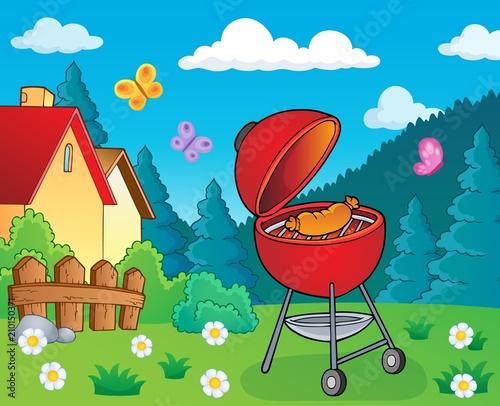 In de dag Voor kinderen Barbeque topic image 2