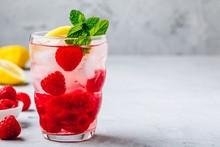 Cold Drink Raspberry Lemonade ...