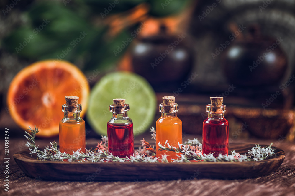 Fototapety, obrazy: Aromatherapy