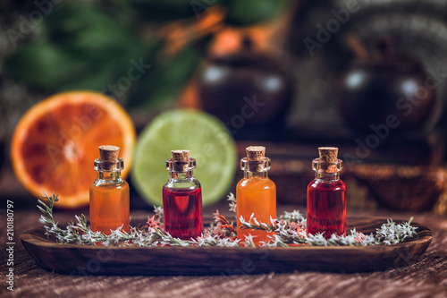 Photo  Aromatherapy