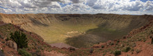 Meteor Crater Found In Arizona
