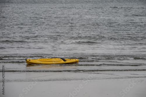 Fotografie, Obraz  Caiaque na beira da Praia
