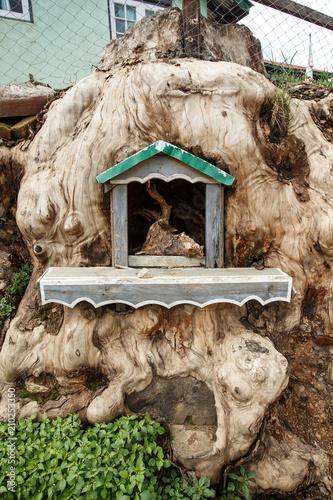 Foto Tree Shrine, Falam, Myanmar (Burma)