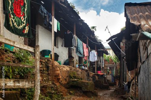 Falam, Myanmar (Burma) Fototapete