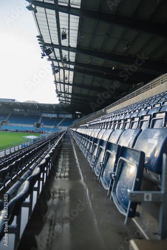Foto op Canvas Stadion staduim