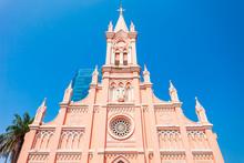 Da Nang Cathedral In Vietnam