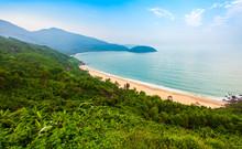 Bay Beach Near Hai Van Pass