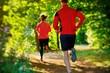 Wellness runs in the Park