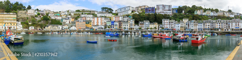 Fotografía  Luarca is in the province of Asturias in the Asturias and Cantabria region of Spain