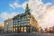 Дом Зингера на Невском проспекте в Санкт-Петербурге Singer House on Nevsky Prospekt