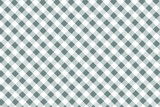 Gray Gingham pattern. Texture from rhombus/squares for - plaid, tablecloths, clothes, shirts, dresses, paper, bedding, blankets, quilts and other textile products. Vector illustration. - 210379951